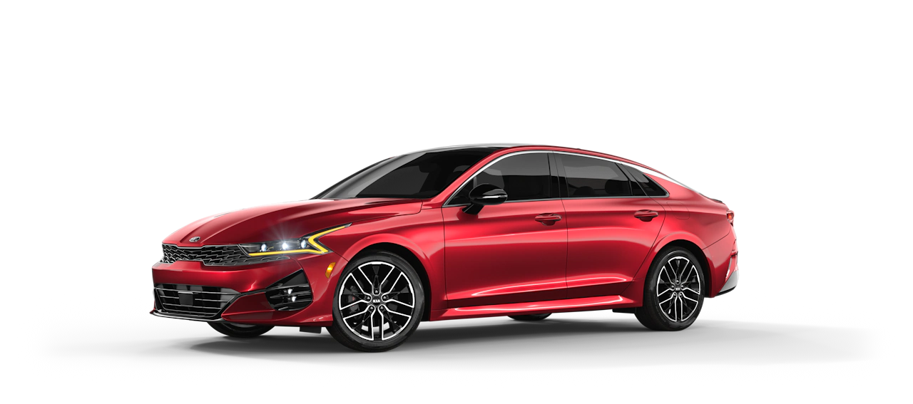 2021 Kia Seltos Exterior Passion Red Tint Coat